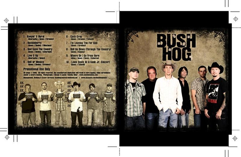 Bush Hawg EP