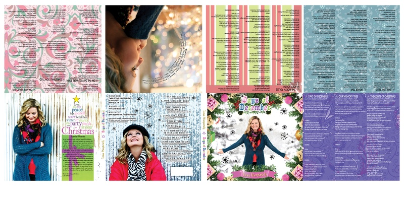 "Lisa Hentrich ""Days of December"" CD"